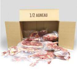 1/2 agneau - 10 kg