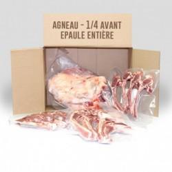 1/4 avant d'agneau 5 Kg